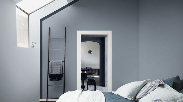 Comment effectuer une d coration maison de fa on simple mais esth tique votre habitation - Couleur mur interieur maison ...
