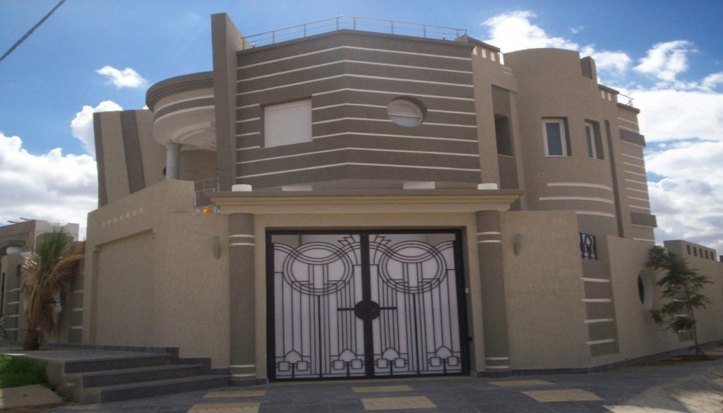 Décoration de façades