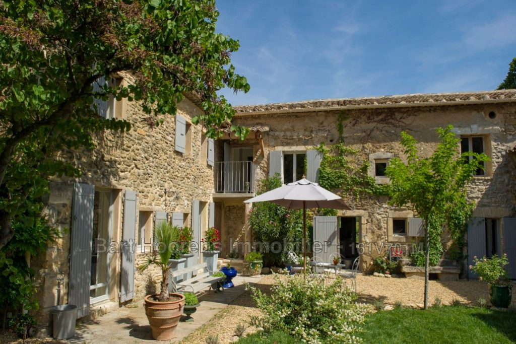 Immobilier luberon
