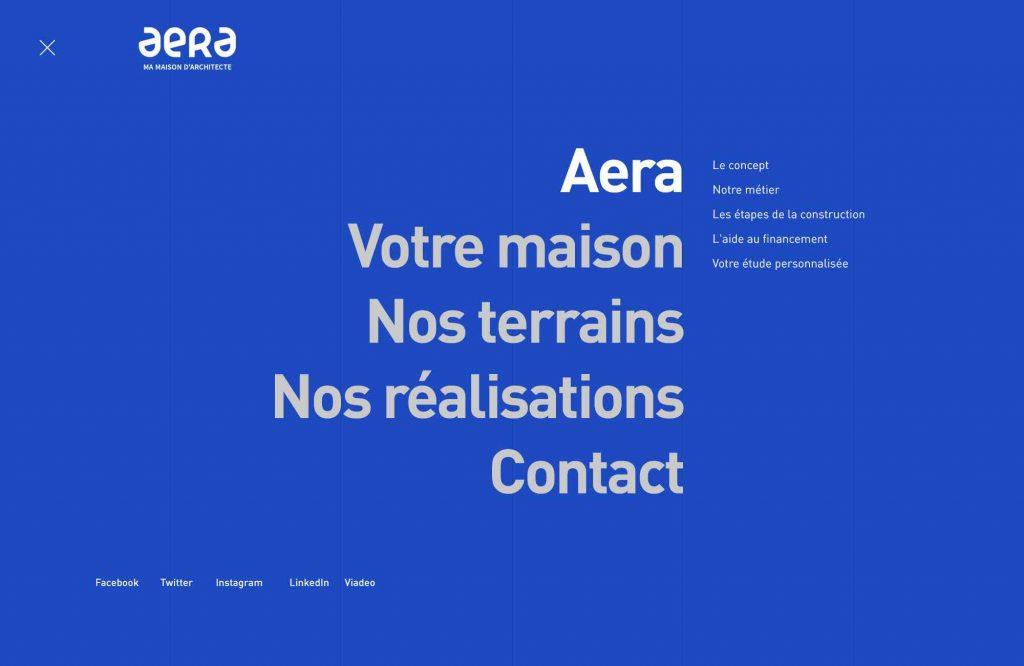 Création du site par l'agence web Mars Rouge à Mulhouse